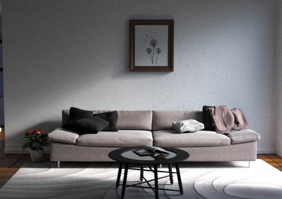 Quiet Living-Room