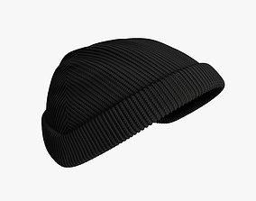 Winter Hat 3D asset
