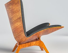 The Reader armchair Orskov 3D
