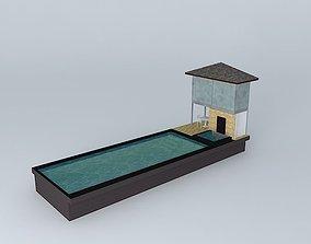 Depriving Pool 3D model