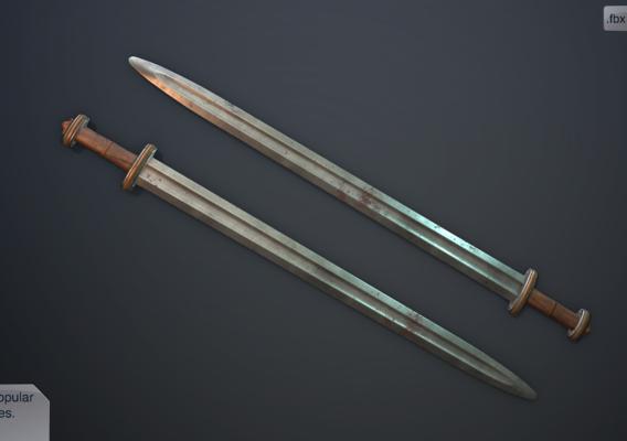 Scandinavian sword vol 4
