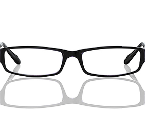 Eyeglasses for Men and Women scope 3D printable model