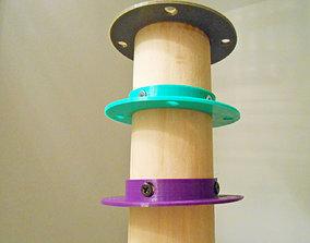 Flange 3D printable model
