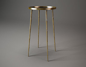 3D barbarra barry coco accent table