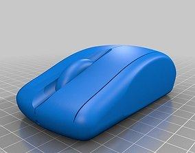 3D printable model Adams Mouse