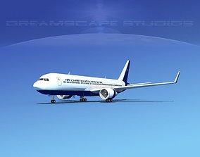 3D Boeing 767-300 Air Charter Intl