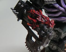 3D print model CUSTOM DRAGONKHERES ASSAULT CANNON