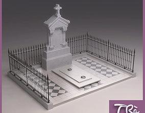 3D model PANTHEON CRYPT 2