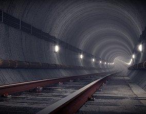 other 3D model Dark subway
