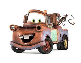 3D model Tow Mater CARS