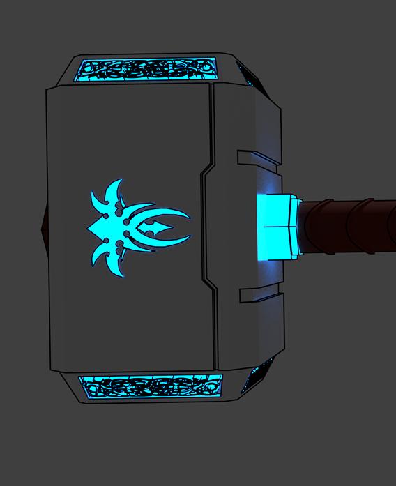 Enchanted Hammer