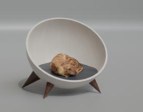 3D model Pet bed - Cat - dog - Cat bed