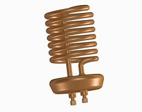 3D printable model Gyser Heating Element