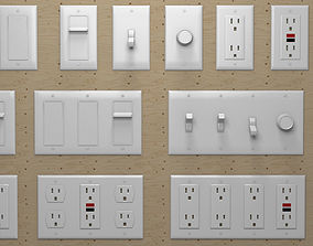 3D Modular Pack Electrical Outlets US