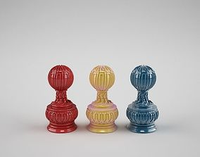 chess pawn 2 3D print model