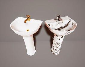 3D asset Sink Common