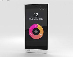 3D model Obi Worldphone SJ1-5 White
