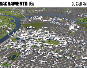 Sacramento 3D