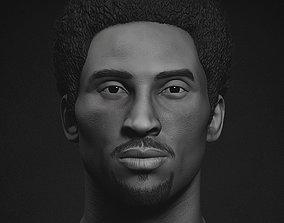 3D printable model Kobe Bryant Bust