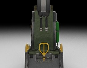 3D model ACES II Ejection Seat