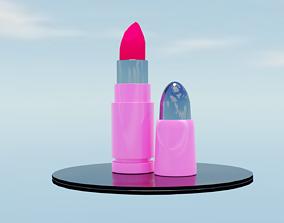 3D model VR / AR ready Lipstick