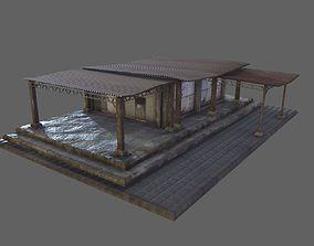 3D model Building 07