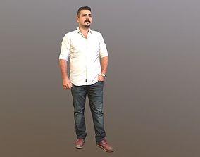 Rd227 - Male Standing 3D model