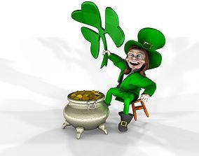 3D model Leprechaun