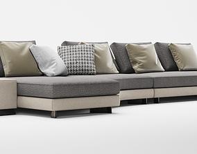 Daniels sofa 3D model