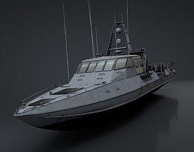 Mark V Special Operations Craft 3D asset