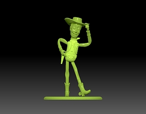 3D printable model Woody Toy Story sculptures