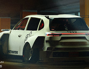 TOGG Drift Car 3D