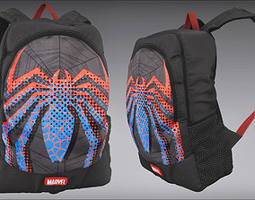 Spiderman Bag 3D model