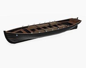 3D model 14 Fun Puzzle Boat