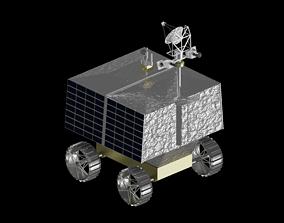 NASA VIPER lunar rover 3D model