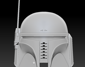 Jango Fett Death Watch Style Mandalorian 3D print model 2