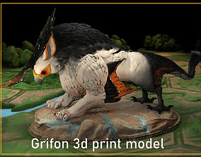 Grifon dnd model
