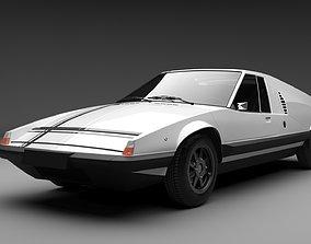 gt Skoda 110 GT 3D model