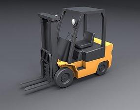 3D Forklift work