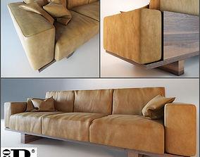 3D model Riva 1920 - Utah Sofa