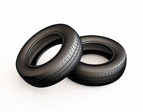 Tire 05 3D model