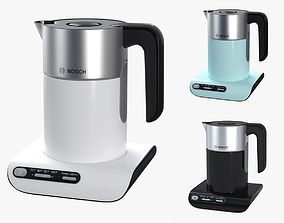 3D BOSCH kettle Styline TWK8633GB