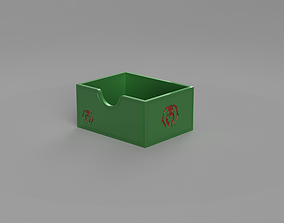 3D printable model Magic The Gathering Card Compartment 1