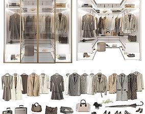 3D model Walk-in Closet 98 part 3