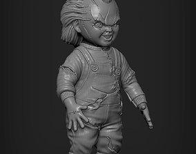 Chucky Doll 3D printable model