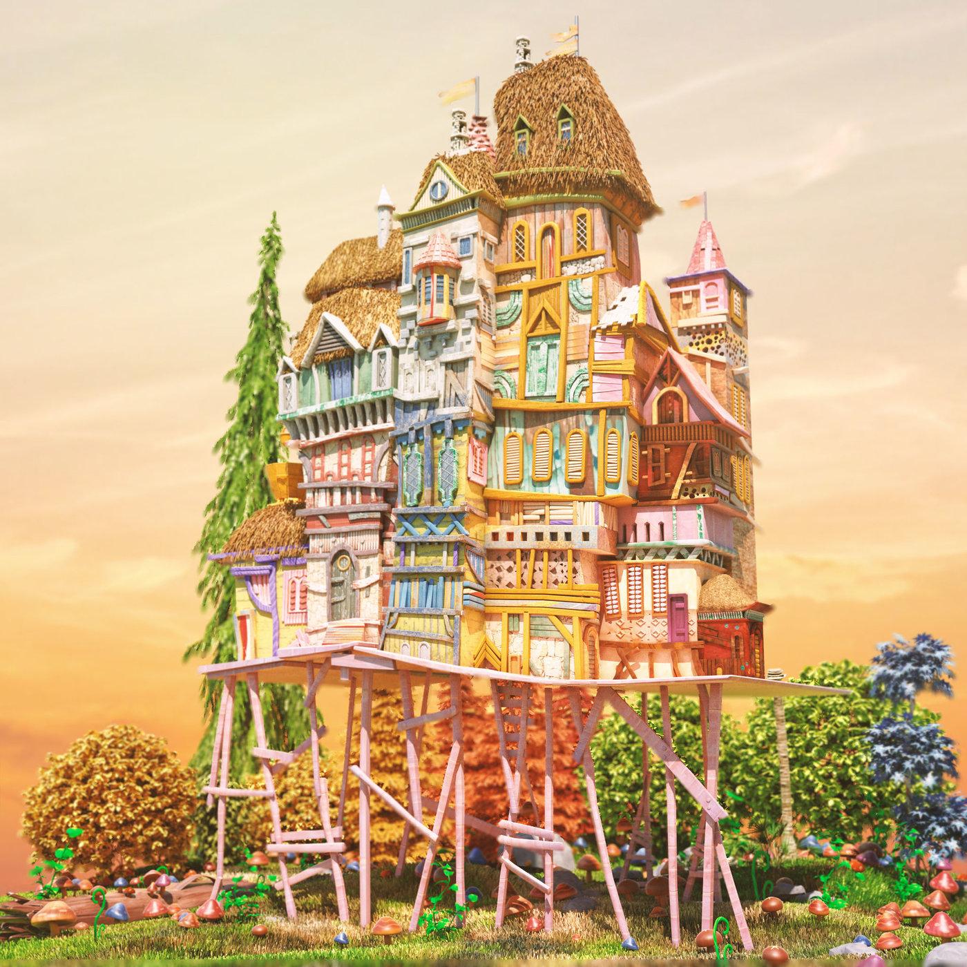 Princess kira Castle