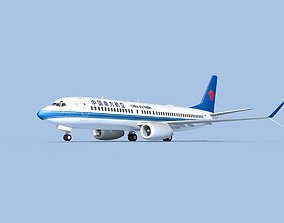 Boeing 737-800 Max China Southern 3D