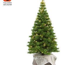 Christmas tree 2 3D model