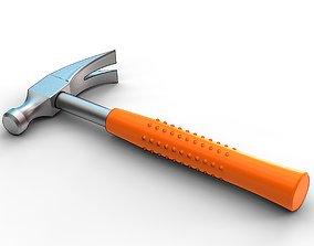 3D print model Hammer handle