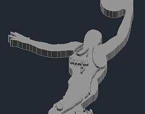 Lamar Joseph Odom 3D printable model